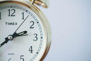 Timeclocks:  An Alibi for Murder